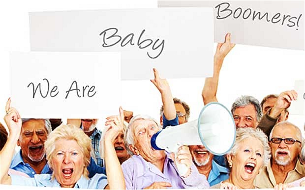 Baby Boomers May Doom the Real Estate Market